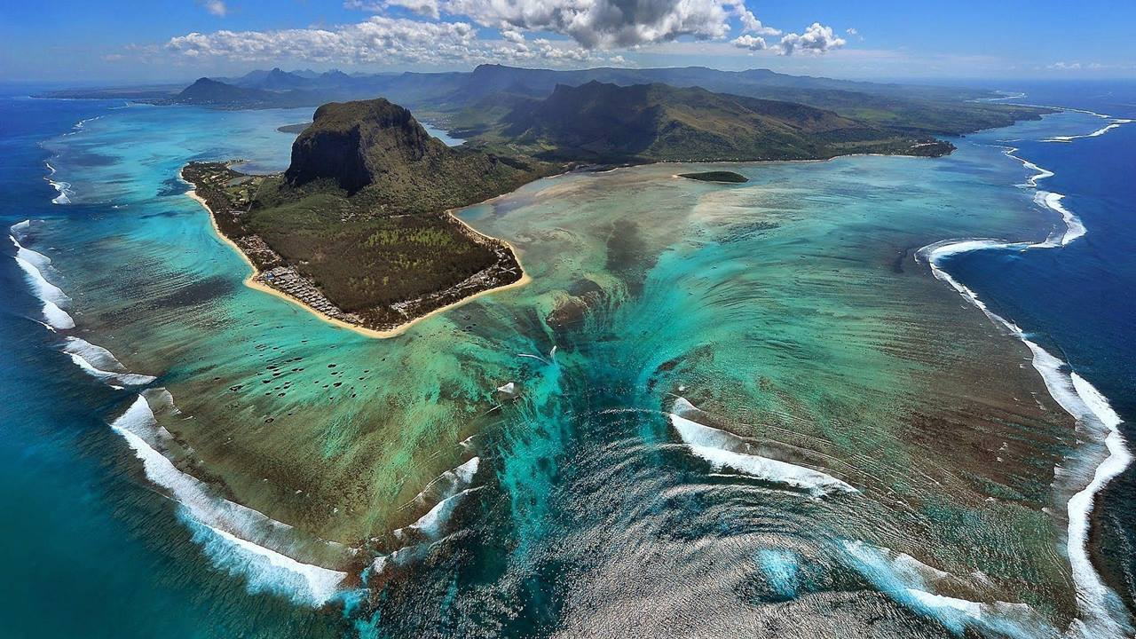 En Güzel Mauritius Plajları