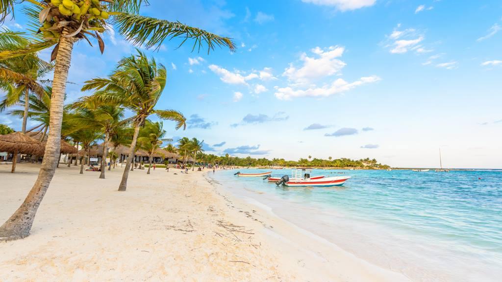 En Güzel Meksika Plajları: Akumal