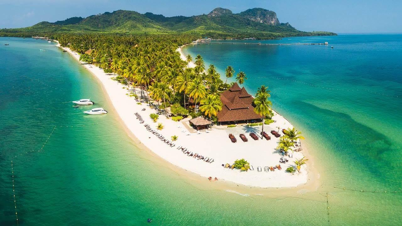 En Güzel Tayland Adaları: Koh Muk