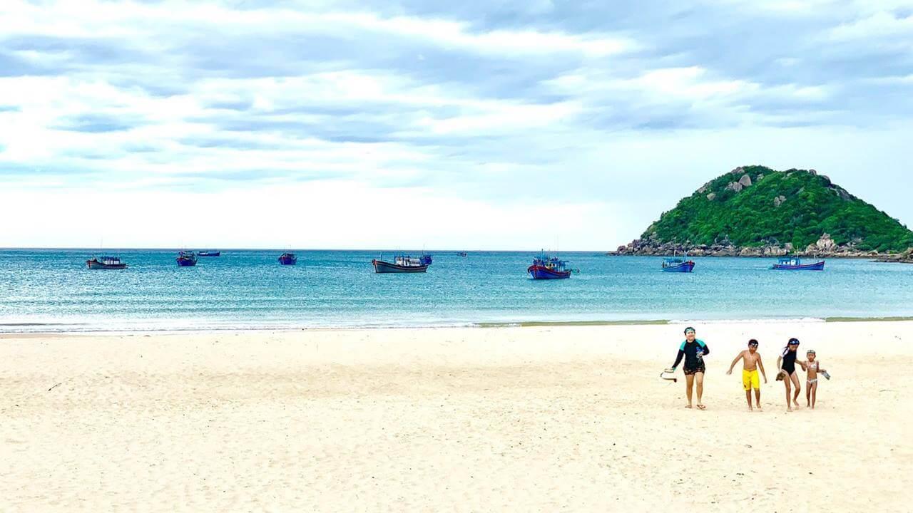 En Güzel Vietnam Plajları: Dai Lanh