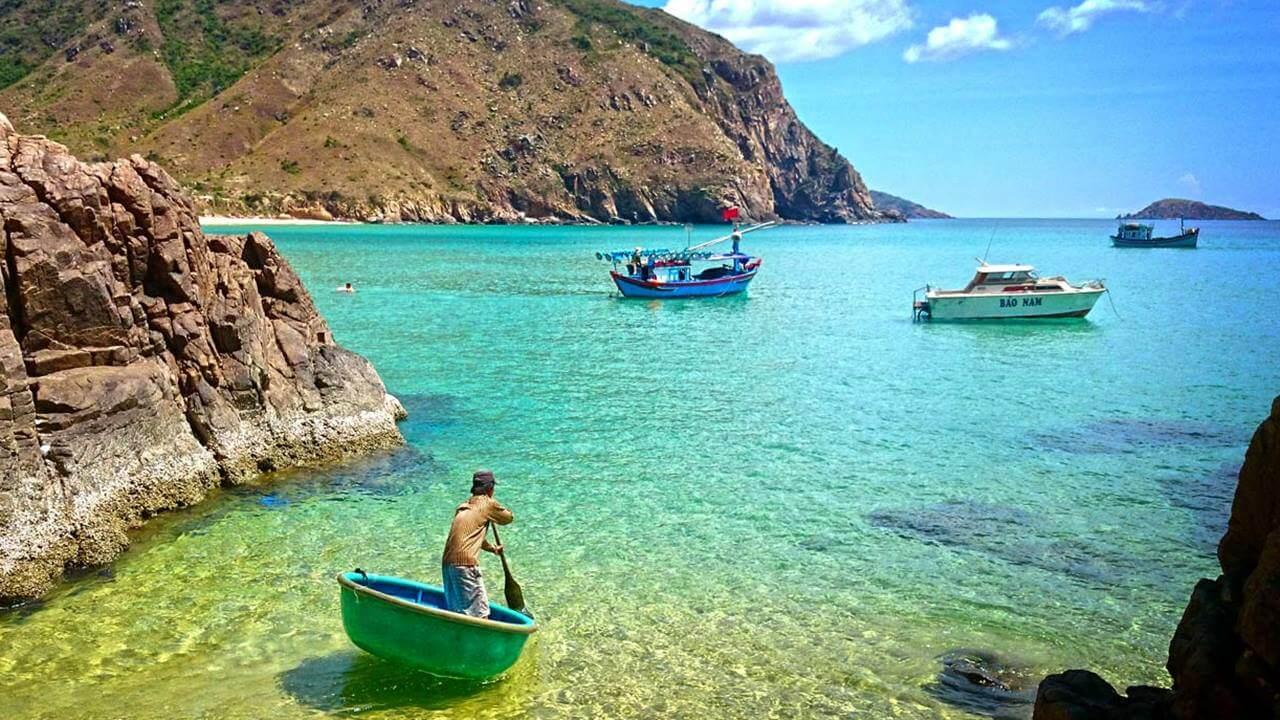En Güzel Vietnam Plajları: Ky Co