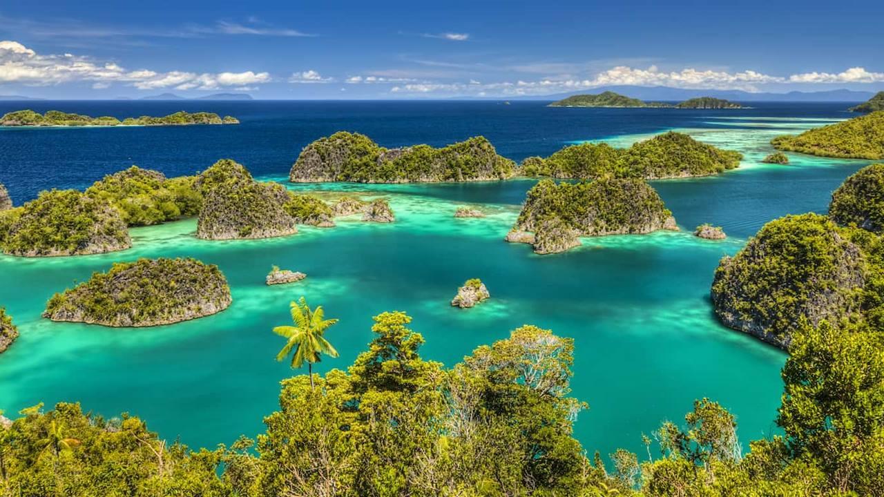 Endonezya En Güzel Adaları