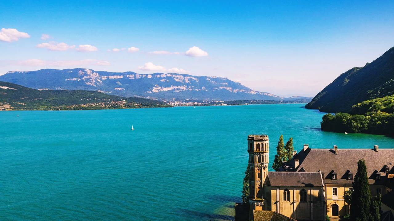 Fransa Gölleri: Lac du Bourget
