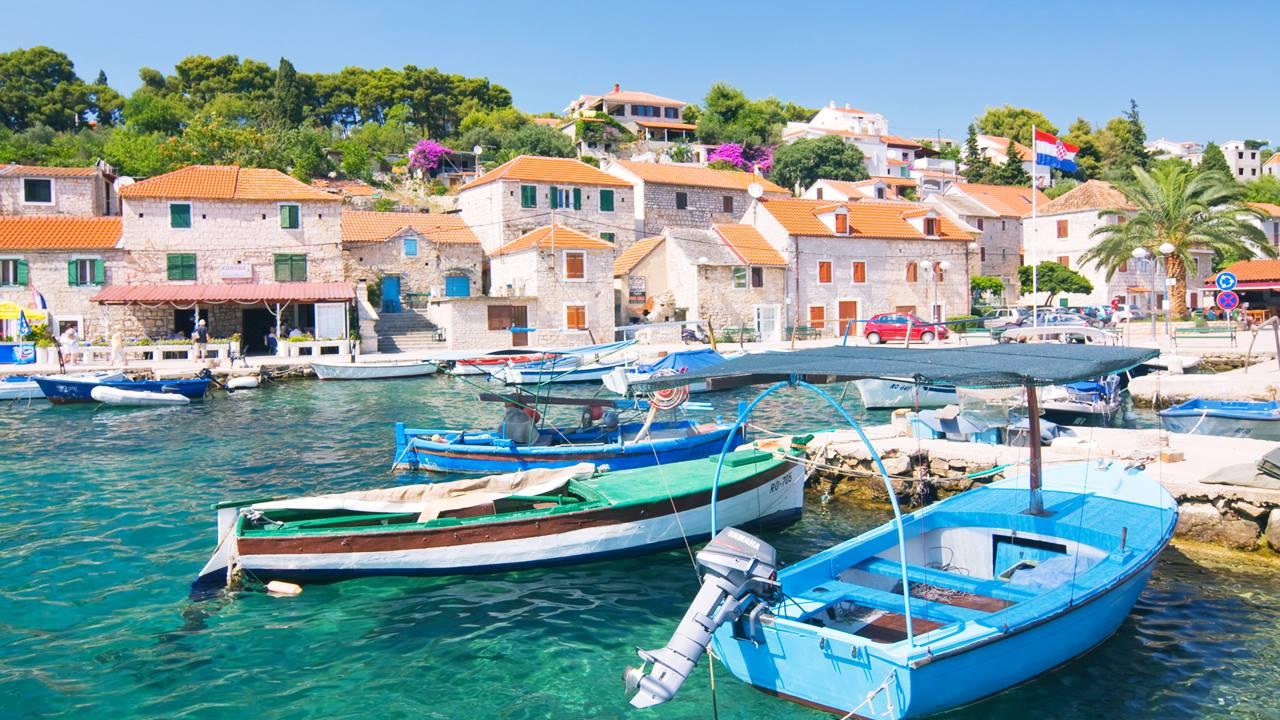 Hırvatistan Adaları: Solta