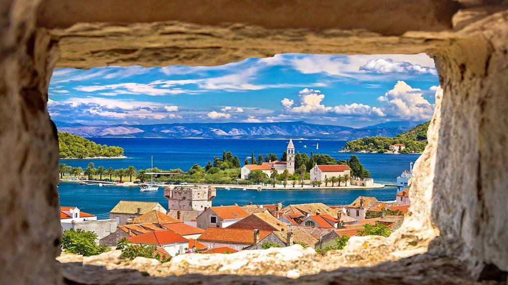 Hırvatistan Adaları: Vis Adası