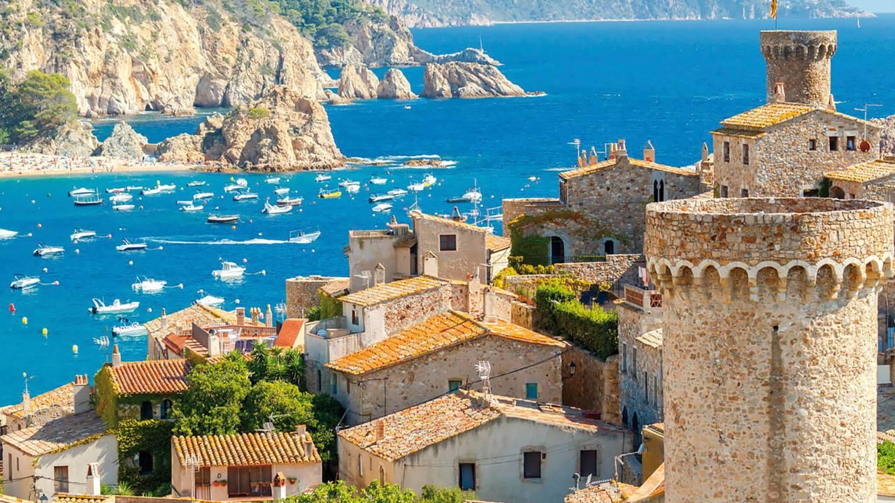 İspanya Plajları: Tossa De Mar