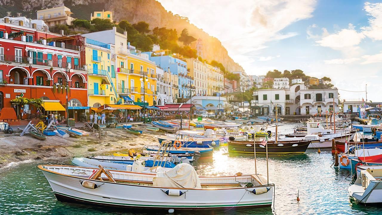 İtalyan Adaları: Capri