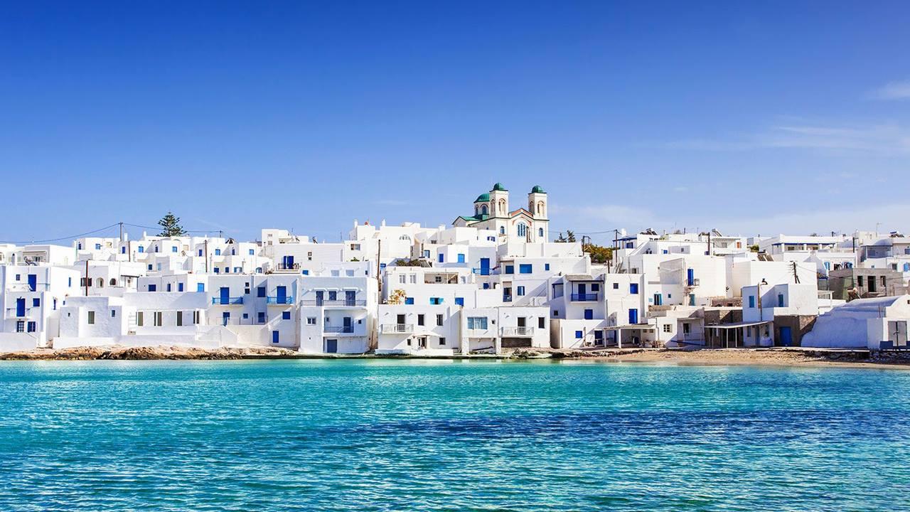 Kiklad Adaları: Paros