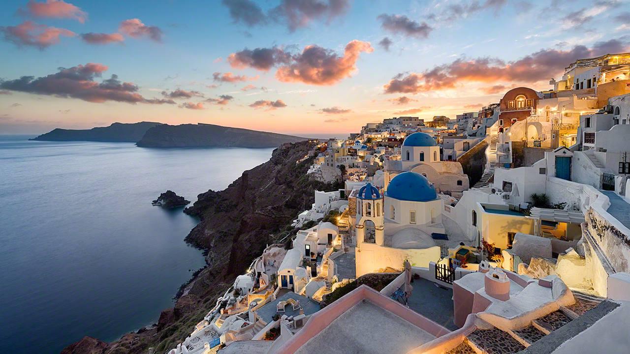 Kiklad Adaları: Santorini