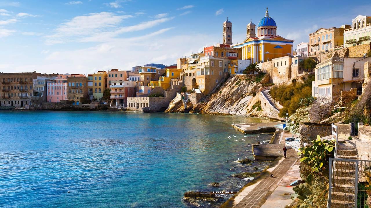 Kiklad Adaları: Syros