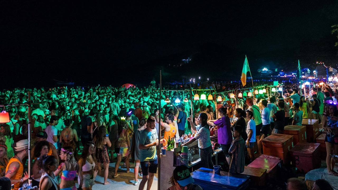 Koh Phangan - Full Moon Party