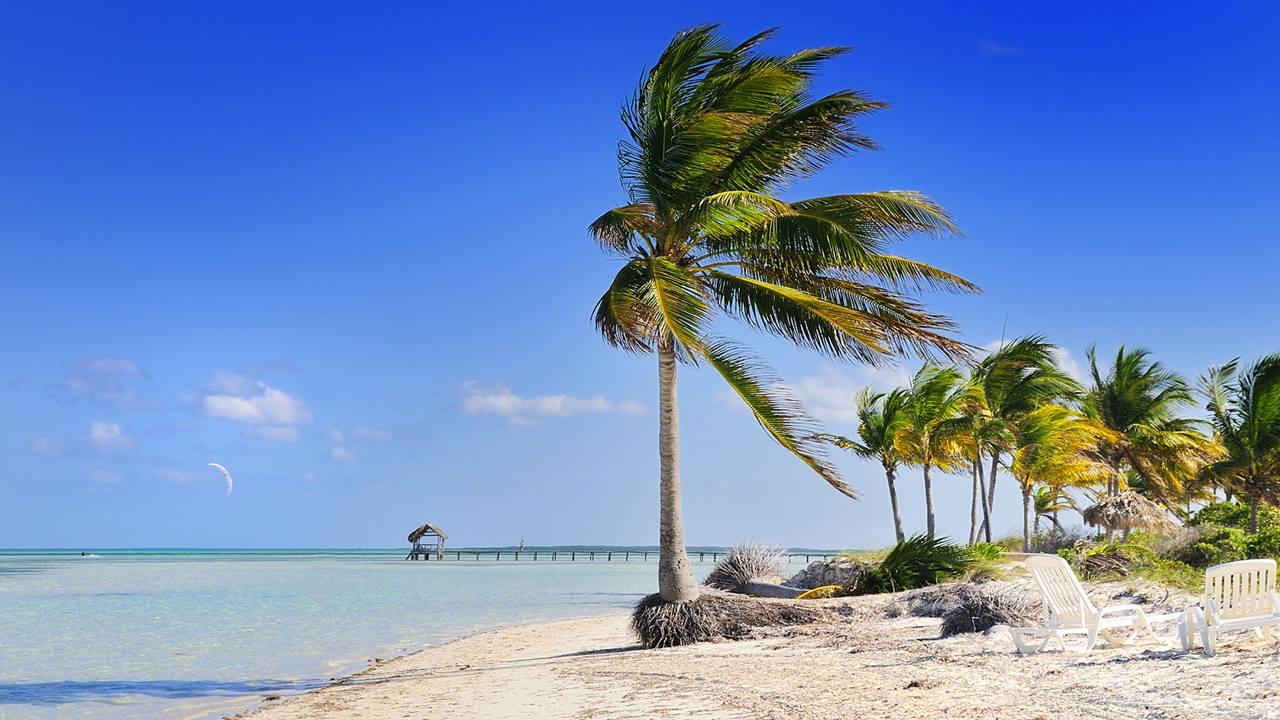 Küba Plajları: Pilar