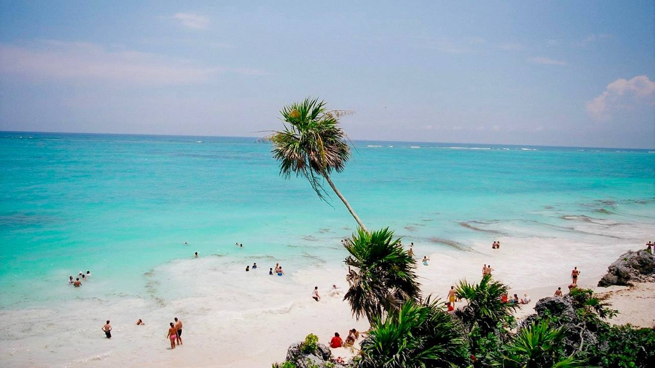 Meksika Plajları: Tulum
