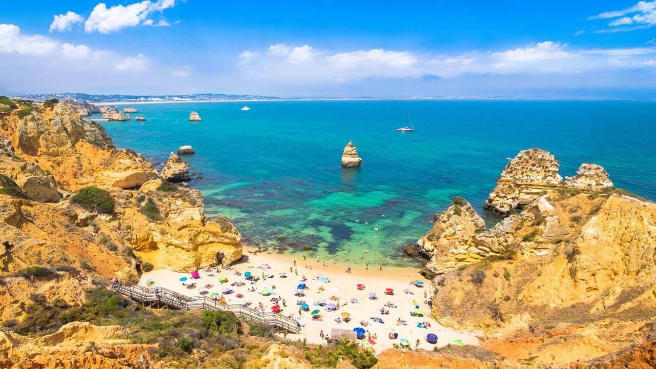 Portekiz Plajları: Camilo Beach
