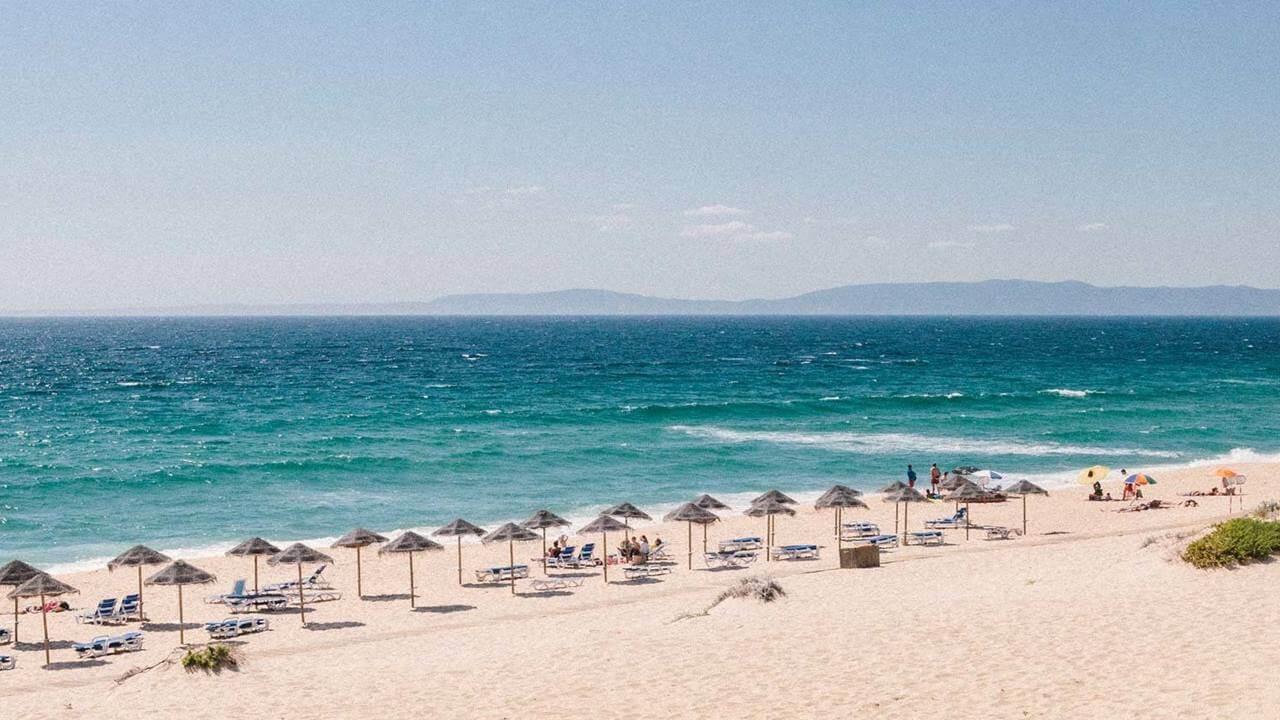 Portekiz Plajları: Comporta Plajı