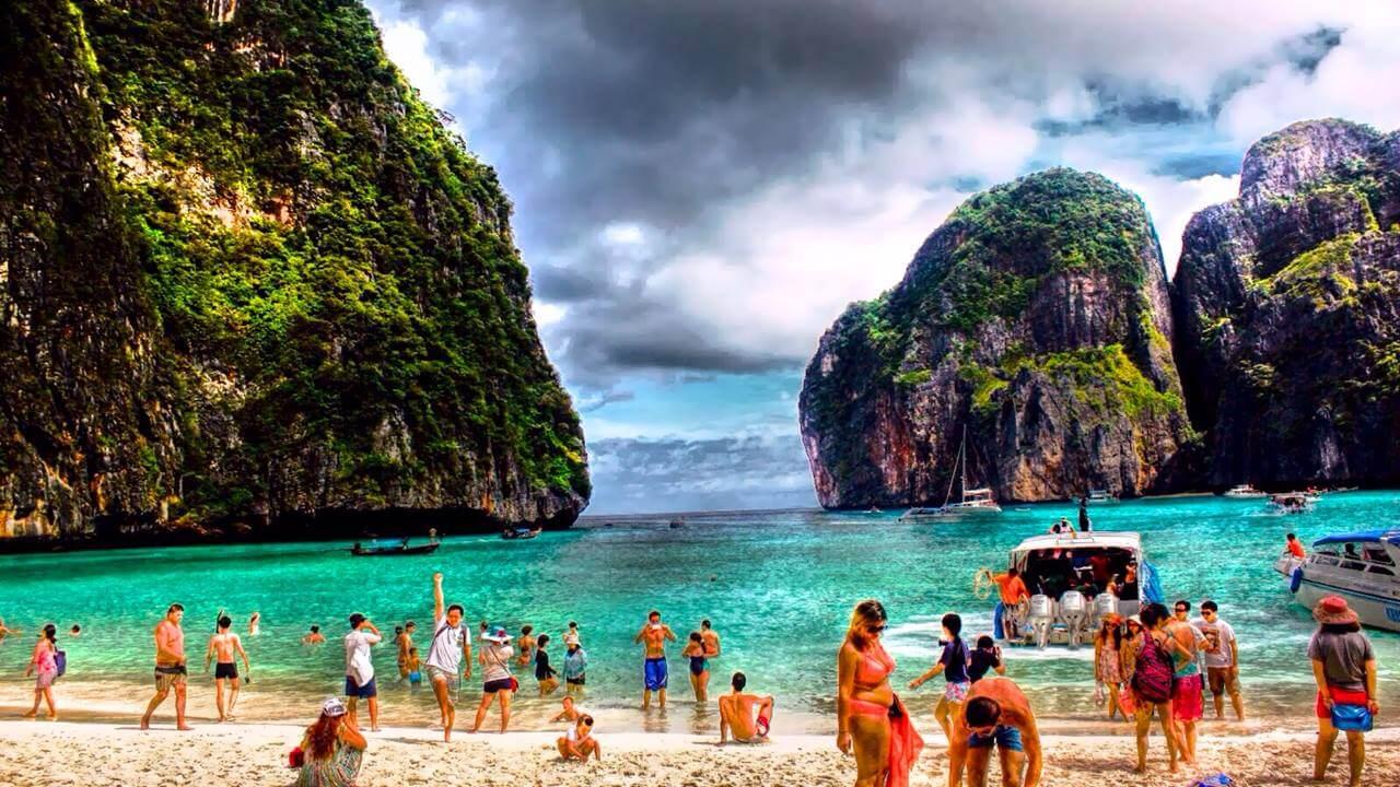 Tayland Adaları: Koh Phi Ph