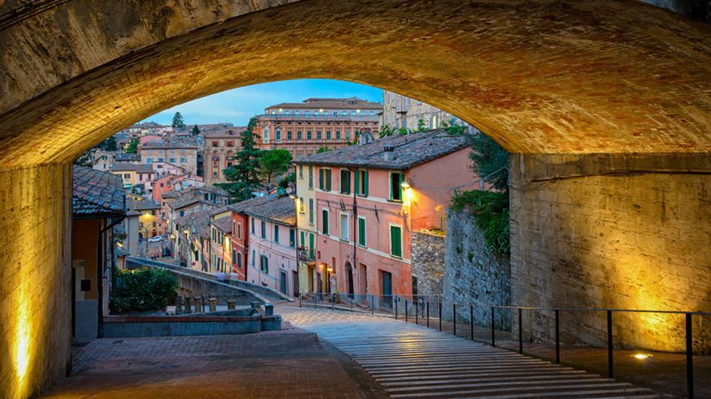 Umbria Gezi Rehberi: Perugia