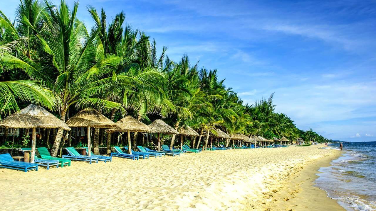 Vietnam Plajları: Long Beach