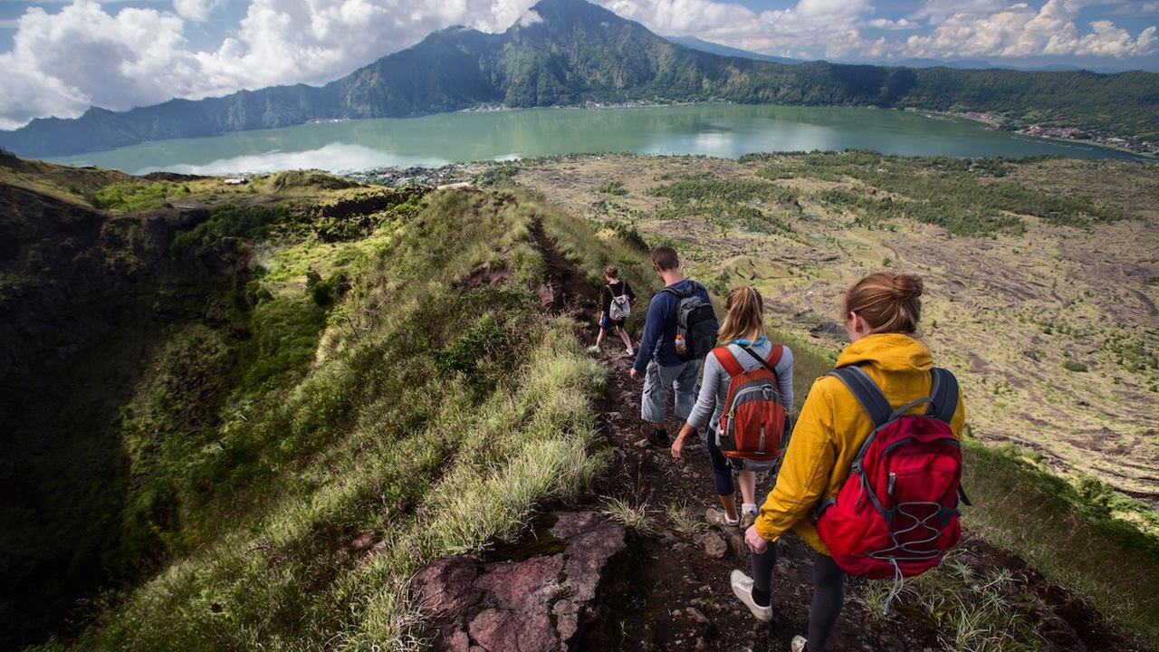 Bali Gezilecek Yerler: Batur Dağı