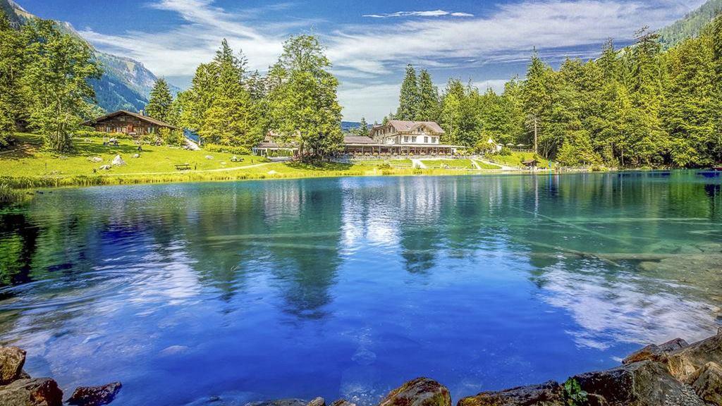 Blausee Gölü
