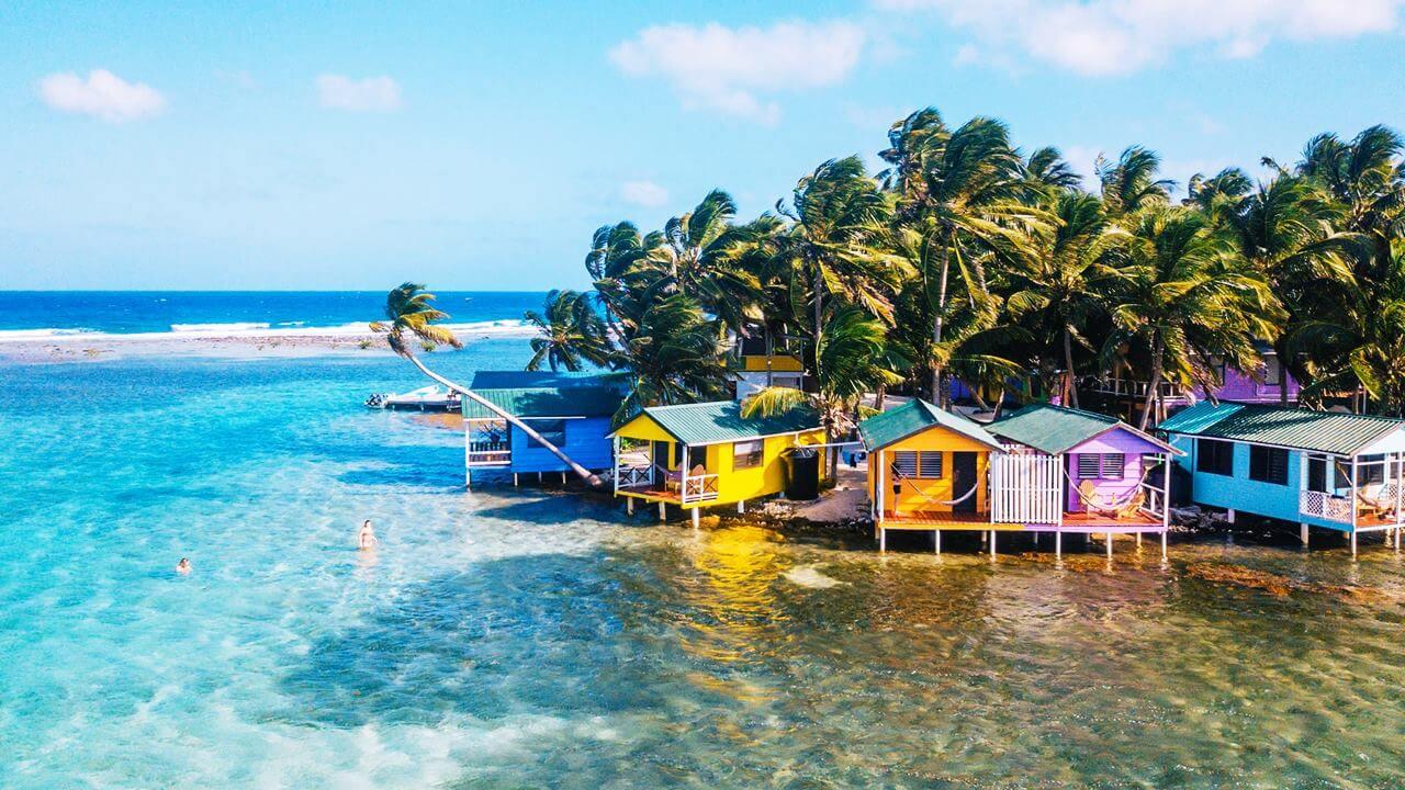 En Güzel Belize Plajları: Tobacco Caye