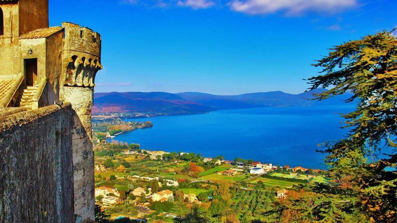 En Güzel İtalya Gölleri:  Bracciano