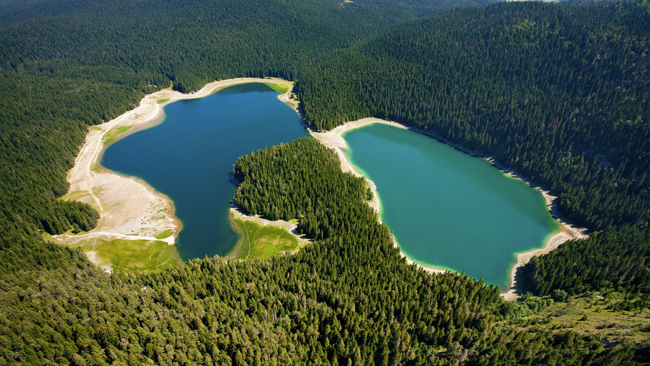 Karadağ Gezilecek Yerler: Durmitor Milli Parkı