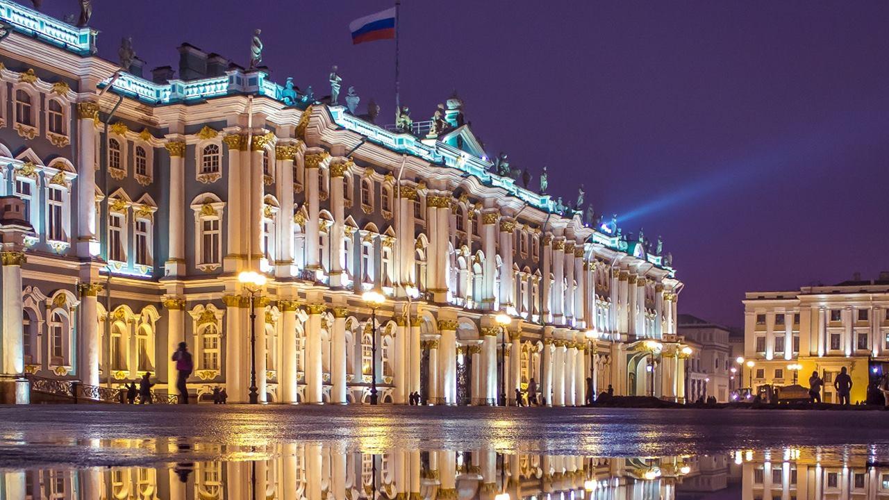 St Petersburg Gezilecek Yerler: Ermitaj Müzesi