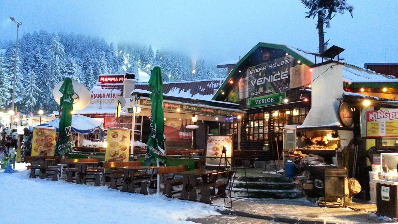 Bulgaristan Kayak Merkezleri: Borovets