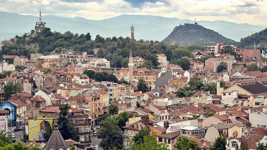 Plovdiv - Bulgaristan