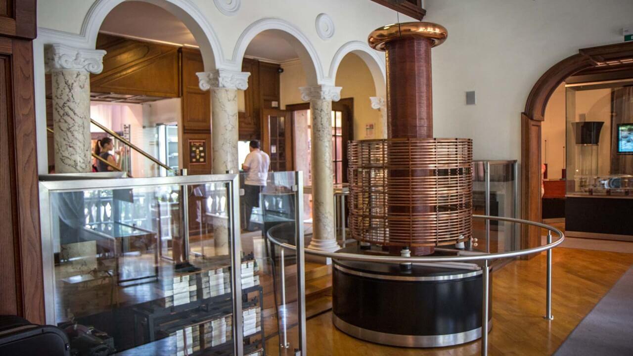 Belgrad Gezilecek Yerler Listesi: Nikola Tesla Müzesi