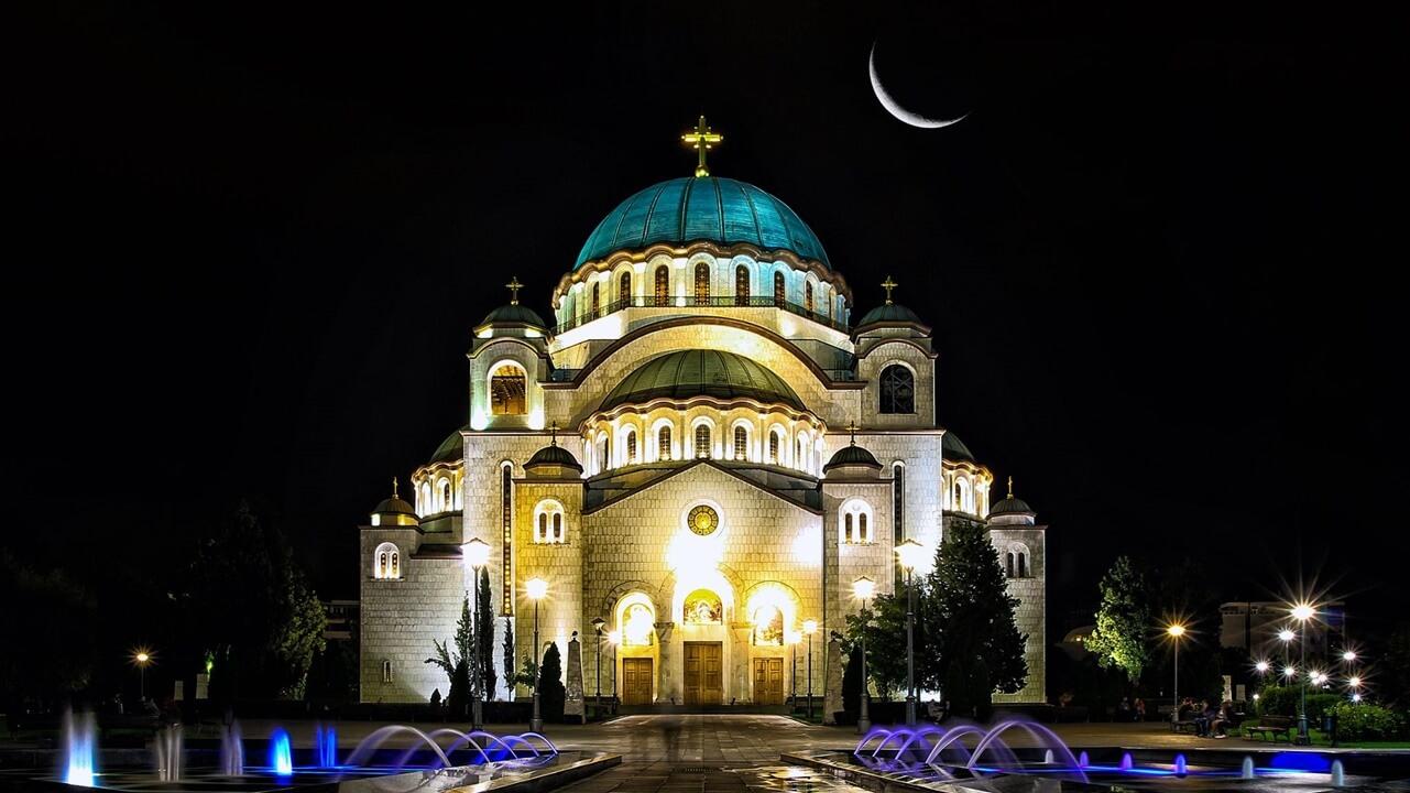 Saint Sava Katedrali